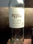 2010 Robert Hall Rose de Robles